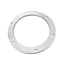 Flat circular flanges for round ducts and fittings | Alnor