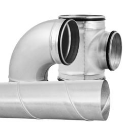 Ducts and Round Fittings