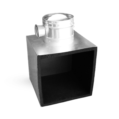 Photo of product Plenum boxes for NCD-S square cone diffusers