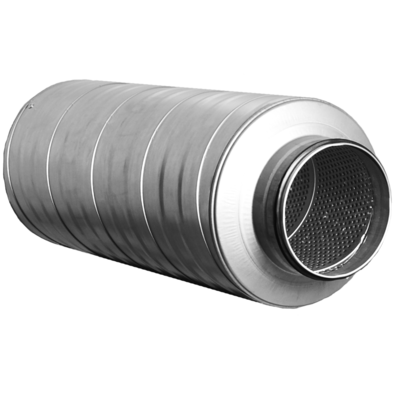 Circular silencers | Alnor