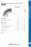 TRANS-Quick System - Clamp-together Ductwork style=
