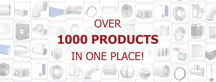 Over 1000 products in one place!