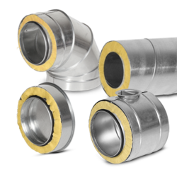 Round Insulated - Ventilation Ducts and Fittings